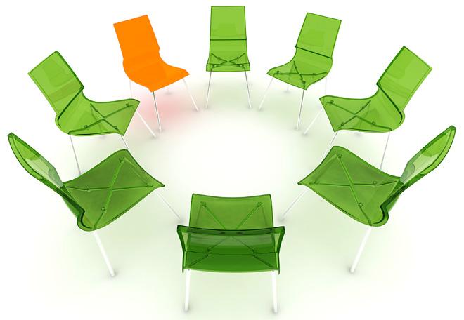 Dialog im Mittelpunkt - Moderation, Prozessbegleitung