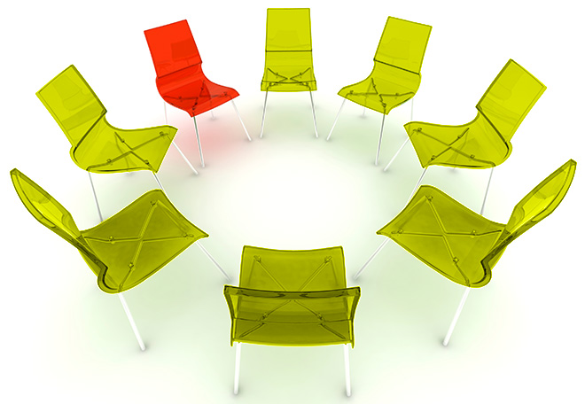 Dialog im Mittelpunkt - Moderation. Prozessbegleitung